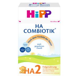 HiPP MLÉKO HiPP HA2 Combiotik 500g - II. jakost