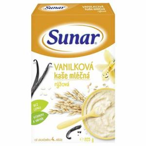 Sunar mléčná kašička vanilková 225g C-188 - II. jakost