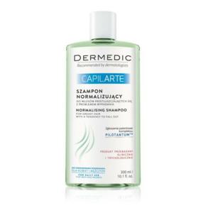 DERMEDIC Capilarte Normalizující šampon mast.300ml