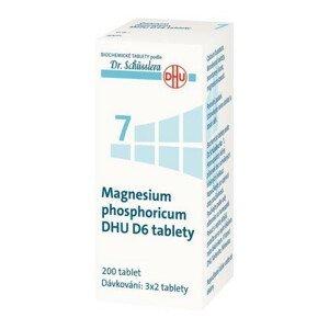 MAGNESIUM PHOSPHORICUM DHU neobalené tablety 200