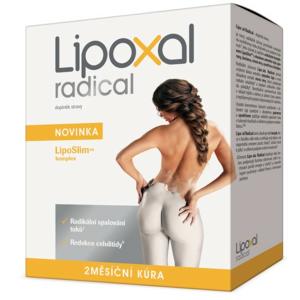 Lipoxal Radical 180tbl. - II. jakost