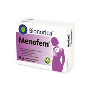 MENOFEM potahované tablety 90