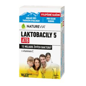 Swiss NatureVia Laktobacily 5 Imunita cps.66 - II. jakost