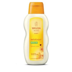 WELEDA Měsíčkový dětský olej 200ml - II. jakost