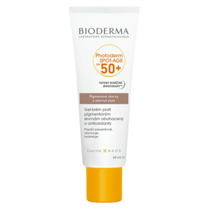 BIODERMA Photoderm SPOT AGE SPF50+ gel-krém 40ml