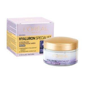 L'Oréal Paris Hyaluron Specialist noční hydratační krém 50ml