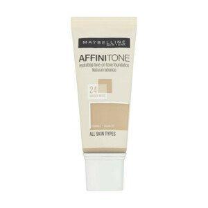 Maybelline Affinitone krycí hydratační make-up 24 Golden Beige 30 ml