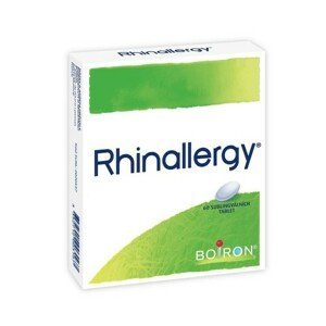 RHINALLERGY sublingvální tableta 60