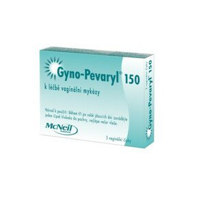 GYNO-PEVARYL 150 150MG čípek 3