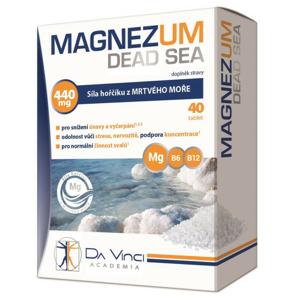 Magnezum Dead Sea Da Vinci Academia tbl.40 - II. jakost