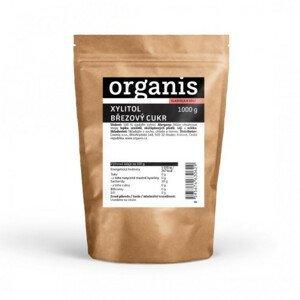 Organis Xylitol březový cukr 1000g