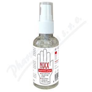 NIXX hygienický gel na ruce 50 ml dávk.slimm