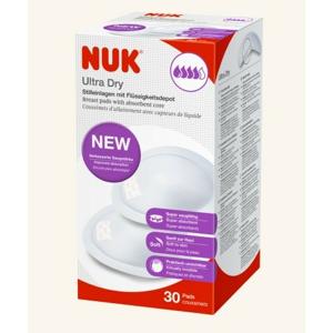 NUK prsní polštářky ULTRA DRY 30ks 252123 - II. jakost
