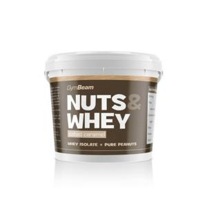 GymBeam Nuts&Whey salty caramel 1000g