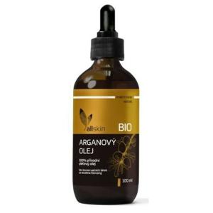 Allskin Arganový olej BIO 100 ml - II. jakost