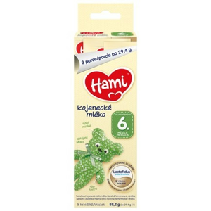 Hami 6+ 3 x 29.4 g - II. jakost