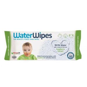 WaterWipes Soapberry vlhčené ubrousky 60ks