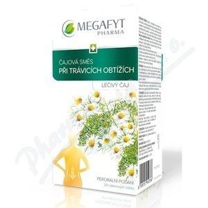 ČAJOVÁ SMĚS PŘI TRÁVICÍCH OBTÍŽÍCH léčivý čaj 20 II