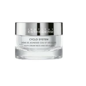 ESTHEDERM Cyclo - omlazující krém pro dekolt 50 ml