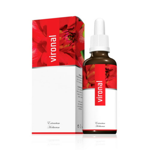 ENERGY Vironal bylinný koncentrát 30 ml - II. jakost
