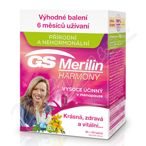 GS Merilin Harmony tbl.90+90 edice 2020 ČR/SK