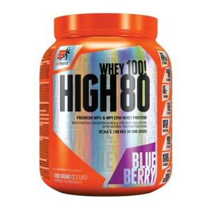 EXTRIFIT High Whey 80 1000g Blueberry - II. jakost