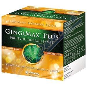 GingiMax Plus dárkové balení tob.90