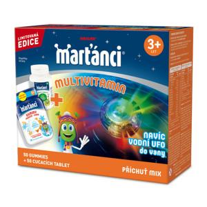 Walmark Marťánci Multivitamin tbl.50+50+dárek