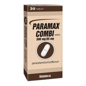 PARAMAX COMBI 500MG/65MG neobalené tablety 30