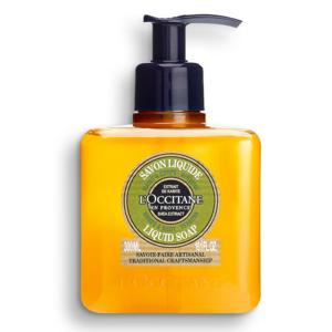 LOCCITANE Tek.mýdlo ruce-tělo Bam.máslo+Verb.300ml