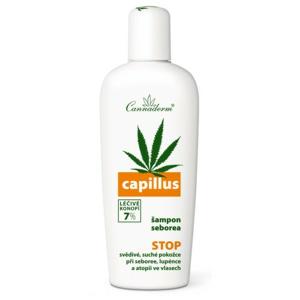Cannaderm Capillus seborea šampon 150ml - II. jakost