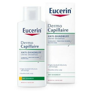 EUCERIN DermoCapil. šamp.suché lupy 250ml promo20 - II. jakost