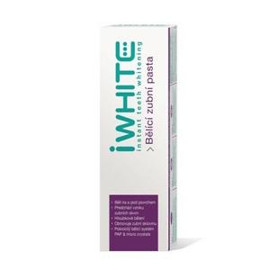 iWhite Bělicí zubní pasta 75ml - II. jakost