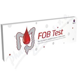 TOZAX Fob test okultní krvácení ve stolici - II. jakost