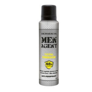 Dermacol Men Agent antipersp.Total freedom 150ml