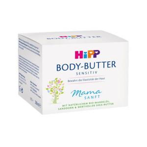 HiPP MAMASANFT Tělové máslo 200ml C-135 - II. jakost