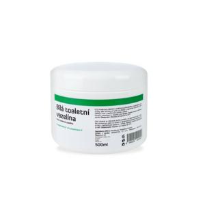 AROMATICA Bílá toaletní vazelína s vit.E 500ml - II.jakost
