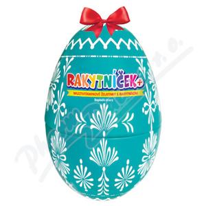 RAKYTNÍČEK+ želatinky 50ks tyrkysové vejce 2021