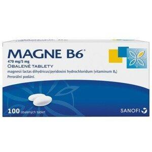 MAGNE B6 470MG/5MG obalené tablety 100