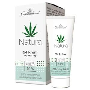Cannaderm Natura 24 krém ochranný 50g - II.jakost