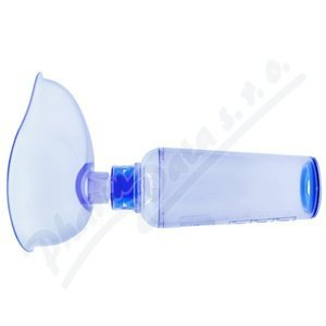 Able Spacer 2 Inhalační nástavec s ventilem s velkou maskou