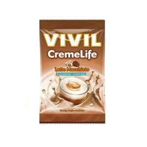 Vivil Creme life kafe latte macch.bez cukru 60g