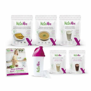 KetoMix Ketonová dieta mix na 7 dní