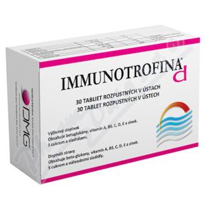 Immunotrofina D tbl.30
