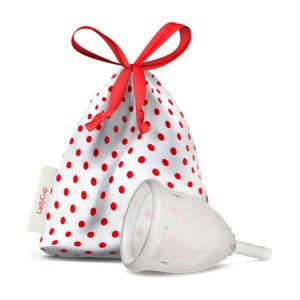 LadyCup L(arge) menstruační kalíšek velký 1ks - II. jakost