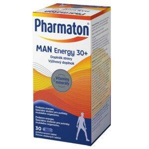 Pharmaton Man ENERGY 30+ tbl.30 - balení 2 ks
