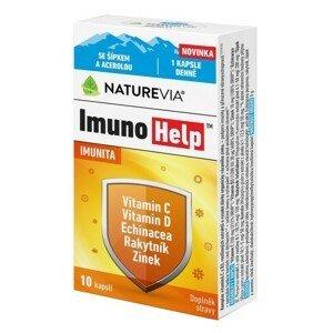 NatureVia ImunoHelp cps.10
