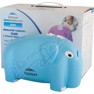 DEPAN Nosní inhalator - Slon - II. jakost
