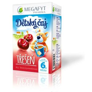 Megafyt Dětský čaj třešeň 20x2g - II. jakost
