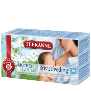 TEEKANNE Mother&Child Breastfeeding Tea 20x1.8g - II. jakost